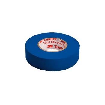 Isolatietape 19mm x 20m Blauw