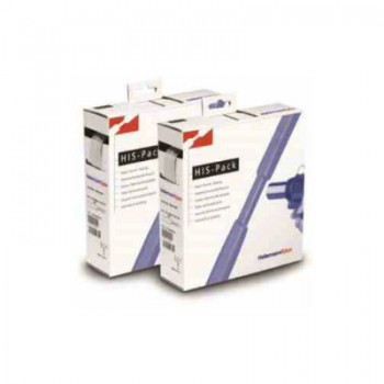Krimpkous box zwart met krimpfactor 2:1 (9,5/4,7mm)