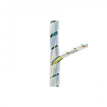 spiraalbundelband transparant 6mm