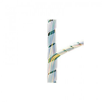 spiraalbundelband transparant 10mm
