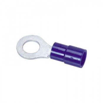 Ringkabelschoen blauw M3,5 nom. doorsnede 1,5-2,5mm2