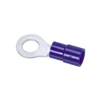 Ringkabelschoen blauw M5 nom. doorsnede 1,5-2,5mm2