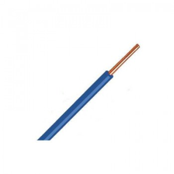 Blauw VD-draad 2,5 mm2 [ 1 rol ]
