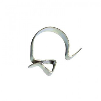 Buisclips 15 - 21 mm, flens 8 - 12 mm