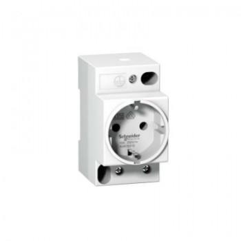 Schneider modulaire wandcontactdoos + RA 16A
