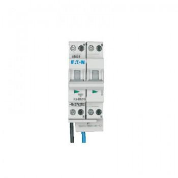 Eaton Holec - Installatieautomaat ( fornuis ) 16A, 2p+2n, B-karakteristiek (55 Flex)