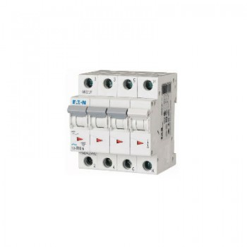 Eaton Holec - Installatieautomaat 16A, 3P + N, B-karakteristiek