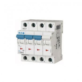 Eaton Holec - Installatieautomaat 20 A, 3p+n, B-karakteristiek (55 flex)