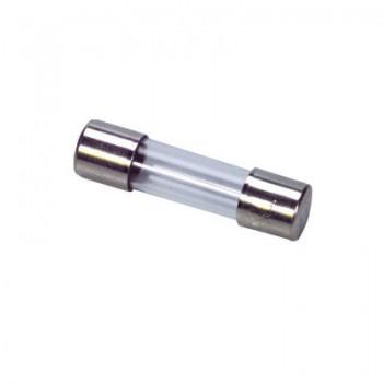 Glaszekering 5x20 T1,0 A