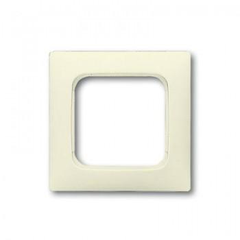 Busch-Jaeger Afdekraam SI Linear Crème kleur