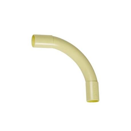 PVC bocht 25mm
