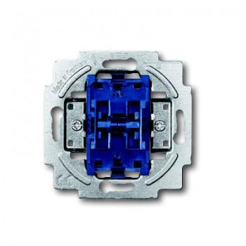 Busch-Jaeger SI Linear inbouw wissel-/wisselschakelaar 10A wip/drukker