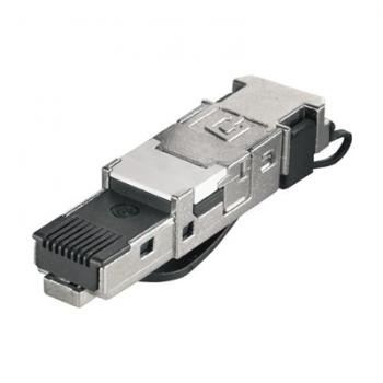 RJ45 connector - geen gereedschap nodig