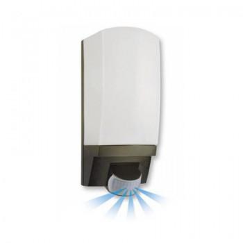 Steinel sensorlamp buiten (IP44) met huisnummer stickers