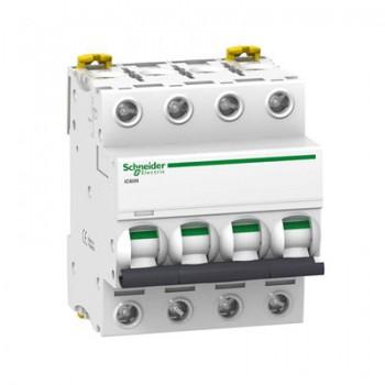 Schneider Electric Installatieautomaat 25A, 3P+N, C-Karakteristiek