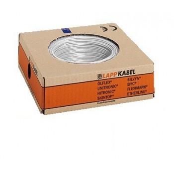 Montagedraad H05V2-K 90° 0,5mm2 wit