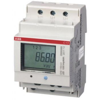 ABB EQ C13 110-301 Elektriciteitsmeter 2CMA103575R1000