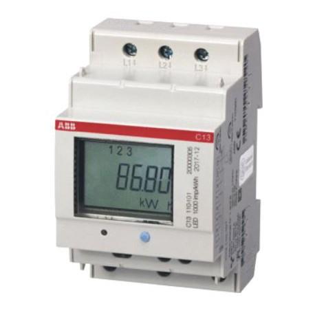 ABB EQ C13 110-301 Elektriciteitsmeter | 2CMA103575R1000