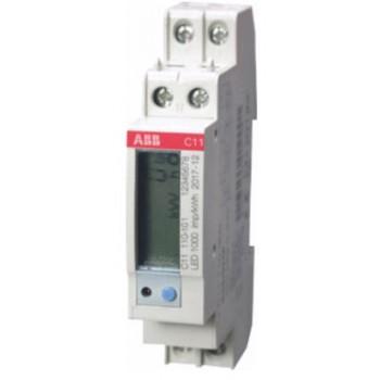 ABB EQ C11 110-101 Elektriciteitsmeter 2CMA103571R1000