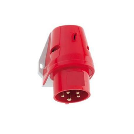 CEE Toestelcontactstop 32 Ampere 4-polig plus aarde ( 5-polig )