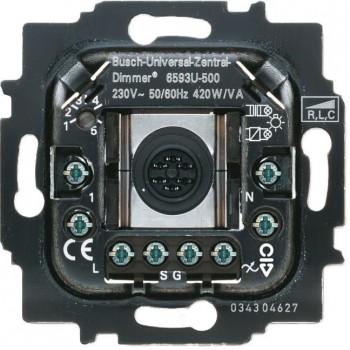 Universele Tipdimmer inbouw Busch Jaeger 6593 U-500