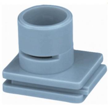 Inzetstuk 19 mm voor kabeldoos type 3640 per 100 stuks