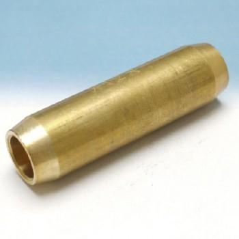 Messing koppeling voor 12mm aardelektrode