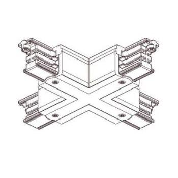 XTS37-2 3Fase T-stuk Rechts wit