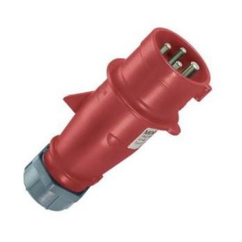 CEE stekker 16 Ampere 3-polig plus aarde multi-grip ( 4-polig )