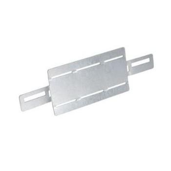 CSU782772 EINDPLAAT/REDUCEER.100MM Hoogte 60mm