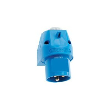 CEE Toestelcontactdoos opbouw 16 Ampere 3 polig 230V IP44