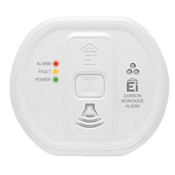 EI CO Melder met Alcaline batterij zonder Display