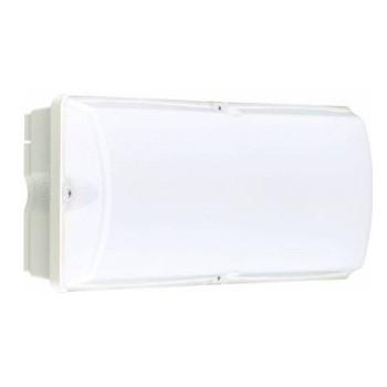 Philips LED portiek- en galerijarmatuur met bewegingssensor (3000K kleurtemperatuur)