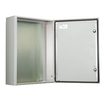 NVent Hoffman ( Eldon ) plaatstaal Installatiekast 1000x800x300mm MAS1008030R5