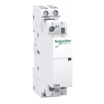 Schneider Electric Installatiehulpschakelaar 2 Polig  2x Maak  25A 230V